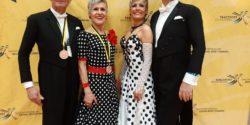 Kirchheimer Tänzerinnen und Tänzer am Wochenende erfolgreich